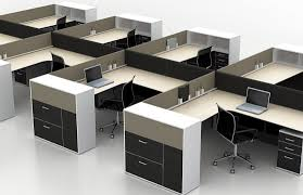 office furniture design images. Furniture-modular-office-furniture-with-wall-mounted-office- Office Furniture Design Images
