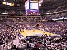 Capital One Arena Seating Chart Basketball Capital One Arena Seat Views Section By Section