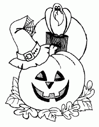 Small Picture Coloring Pages Halloween Websites Page Website clarknews