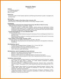 Sample Resumes For Experienced Professionals Software Engineer Sample Resume No Experience Danayaus 15