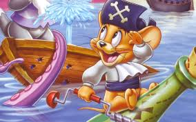 tom and jerry cartoon wallpaper