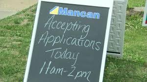 Warren Family Mission Hosts Mancan Job Fair