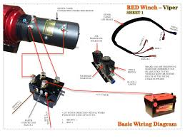 atv winch wiring a up atv automotive wiring diagrams