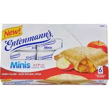 Upc 072030022390 Entenmanns Mini Apple Snack Pies 6ct 12oz