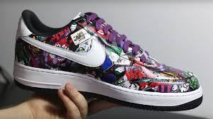 Nike Shoes Cool Designs Check Out This Super Dope Hydro Dipped Nike Air Force 1