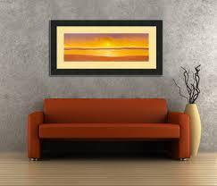framed vs unframed canvas on modern framed wall pictures with choosing print types framed or unframed