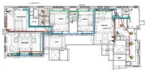 multiroom bergen it wiring diagram we were recently asked to install a multi room audio system primarily for background music in a new york city apartment undergoing