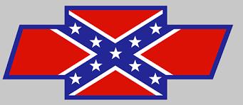 chevy logo with rebel flag. Brilliant Flag Rebel Flag CHEVY LOGO Shaped Confederate 1518 With Chevy Logo American Method