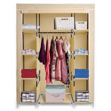 sturdy hanging closet organizer. Perfect Closet 50 Portable Wardrobe Organizer Clothes Closet Rack Hanging Storage Intended  For Large Remodel 12 Inside Sturdy