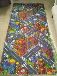 extra large childrens road mat play rug