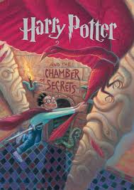 harry potter book cover chamber of secrets mightyprint wall art mp17240253