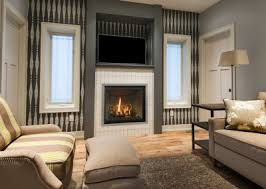 modern fireplace inserts. Bayport 36 - Direct Vent Gas Fireplace Modern Inserts O