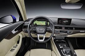 2015 audi a4 interior. Unique Interior 2015AudiA4Interior In 2015 Audi A4 Interior A
