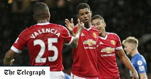 We shook hands afterwards, but my departure from united in 2004 probably was a factor in rooney arriving at old trafford a few. Man Utd 3 Bournemouth 1 Wayne Rooney Marcus Rashford And Ashley Young See Off Limited Away Side