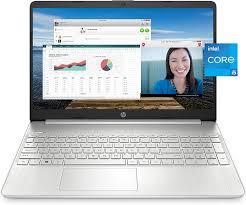 "Amazon.com: HP 15 Laptop, 11th Gen Intel Core i5-1135G7 Processor, 8 GB  RAM, 256 GB SSD Storage, 15.6"" Full HD IPS Display, Windows 10 Home, HP  Fast Charge, Lightweight Design (15-dy2021nr, 2020) : Electronics"