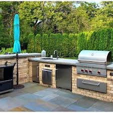 best outdoor built in grills awesome outdoor kitchen ideas outdoor built in natural gas grill reviews
