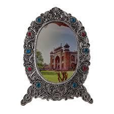 ornate metal oval photo frame ornate metal oval photo frame