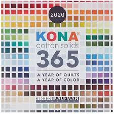 Photo Calander Kona Cotton Solids 2020 Wall Calendar