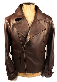 first avengers captain america style genuine leather jacket worn by chris evans