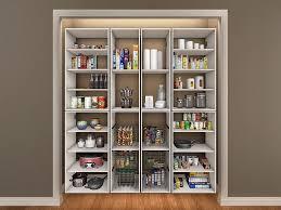 pantry closet organizers shelves