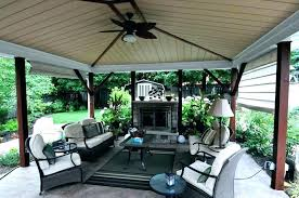wonderful designs covered deck with fireplace small patio ideas gas for outdoor fireplaces in covered patio designs with fireplace
