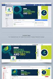 Facebook Cover Twitter Cover Youtube Channel Art Design Social Media