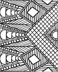 Small Picture Mosaic Patterns Coloring Pages Bestofcoloringcom coloring
