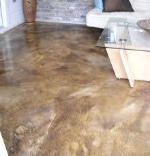stained concrete floors acid near me colors n16 floors