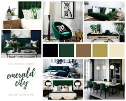 emerald city home d cor inspiration the inspired abode