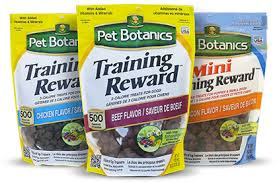 training rewards pet botanics training rewards bacon flavor dog treats 20 oz bag
