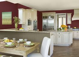 Red Kitchen Paint Red Kitchen Ideas Rich Red Kitchen Paint Color Schemes