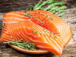 gezonde vette vis