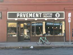 Contact pavement coffeehouse on messenger. Pavement Coffeehouse The Coffee Geek
