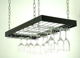 stemware rack ikea hanging wine glass rack under cabinet