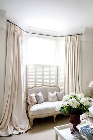 Outstanding Curtains For Bay Windows Ideas 50 In Home Design Apartment with  Curtains For Bay Windows Ideas