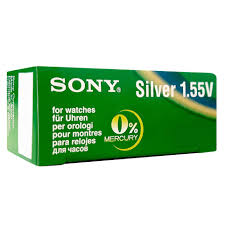 Элемент питания <b>SONY</b> (<b>389</b>) SR1130 N- PB, SR54 (10/100/500 ...