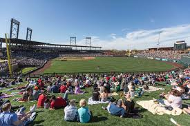 Talking Stick Park Seating Chart Salt River Fields 1 Spring Training Facility