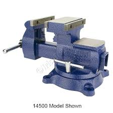 TOPTUL  ALL CAST STEEL BENCH VISE  Tools From UsHydraulic Bench Vise