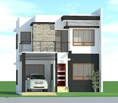 Small Modern House Plans One Floor Simple House Design With Floor