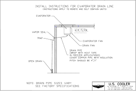 walk in zer evaporator wiring diagram images technical walk in drawings u s cooler