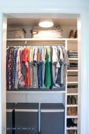 diy closet rod. Diy Closet Shelf Dividers Rod Holder . Y