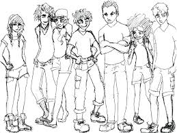the percy jackson coloring book and printable coloring pages image excellent coloring pages best percy jackson