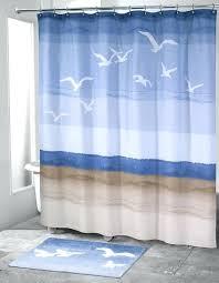 avanti shower curtains seagulls shower curtain bath accessories by avanti galaxy shower curtain gold