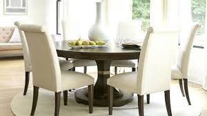 dining room table and chairs incredible set for 4 white round pertaining to 6