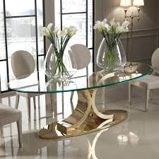 oval glass dining table wood base with oak legs large top oval glass top dining table oval glass top dining table with wood base