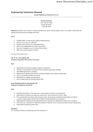 Equipment Maintenance Technician Resume samples SilitmdnsFree Examples  Resume And Paper