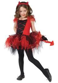 child devilina costume