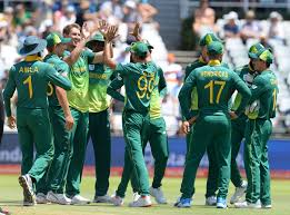 South Africa vs Pakistan Cape Town ...