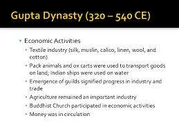 Mughal Empire Timeline Chart Gupta And Mughal Dynasty