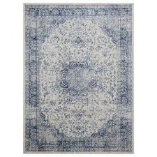clairmont larnaca denim blue 12 ft 6 in x 15 ft area rug